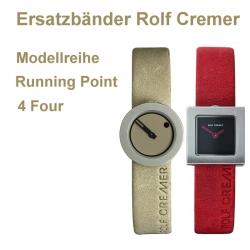 Rolf Cremer Ersatzarmband für Running Point und 4 FOUR
