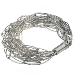 Armband Edelstahl mit Magnetverschluss A69