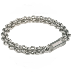 Armband Edelstahl mit Magnetverschluss A64
