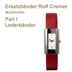 Rolf Cremer Ersatzarmband für Pari I Leder