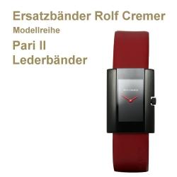 Rolf Cremer Ersatzarmband für Pari II Leder