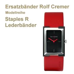 Rolf Cremer Ersatzarmband für Staples R Leder