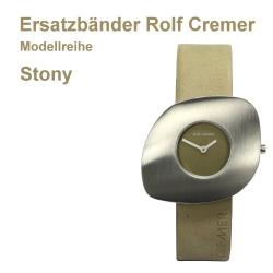 Rolf Cremer Ersatzarmband für Stony Lederband