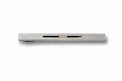 Edelstahlkrawattenhalter mit Stift Gold 750 KR12
