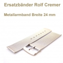 Metalluhrenband 24 mm Rolf Cremer