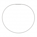 Halsreif Spiralseil  SP1,8 Ernstes Design
