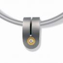 Titan Anhänger mit Gold und Brillant SH-0206