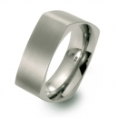 Titanring eckiges Design FT 4805