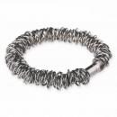EDvita Ernstes Design Armband mit Magnetverschluss A74