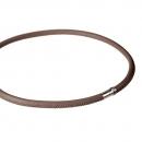 EDvita Ernstes Design Lederkette mit Magnetverschluss K135