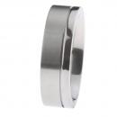 Ernstes Design Ring fein mattiert poliert R215.7