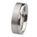 Ernstes Design Ring grob mattiert poliert R221.7
