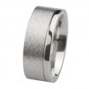 Ernstes Design Ring grob mattiert poliert R221.9