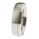 Ernstes Design Ring fein mattiert poliert R227.7