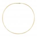 Halsreifen gelb vergoldet 5 Fach DS5CGG von Ernstes Design