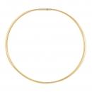 Halsreifen gelb vergoldet 10 Fach DS10CGG von Ernstes Design