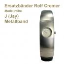 Rolf Cremer Ersatzarmband für J Metall