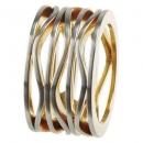Ring Edelstahl  R119,7 Ringgröße 49