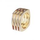 Ring Edelstahl  Ernstae Design R121,7 Ringgröße 50