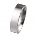Edelstahlring Ernstes Design  R24,6 Ringgröße 50