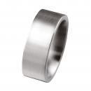 Edelstahlring  R24,8 Ringgröße 57