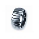 Edelstahl Ring R102