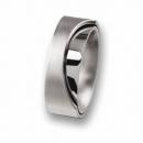 Edelstahlring  R62,6 Ringgröße 50
