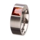 Schmuckring mit synthetischen Steinen R 159RE Ringgröße 48