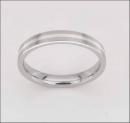 Titan Ring mit Feinsilber T02-0131