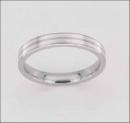 Titan Ring mit Feinsilber T02-0133