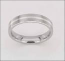 Titan Ring mit Feinsilber T02-0141