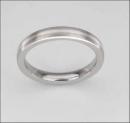 Titan Ringe mit Feinsilber T02-0231