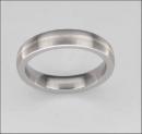 Titan Ringe mit Feinsilber T02-0241