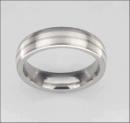Titan Ringe mit Feinsilber T02-0255